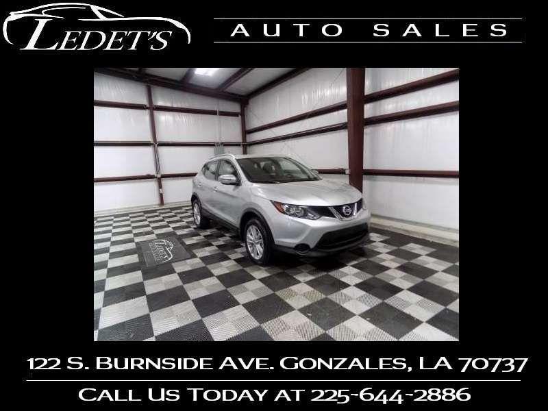 2017 Nissan Rogue Sport SV - Ledet's Auto Sales Gonzales_state_zip in Gonzales Louisiana