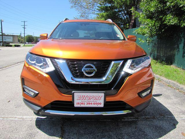 2017 Nissan Rogue SL Hybrid St. Louis, Missouri 1