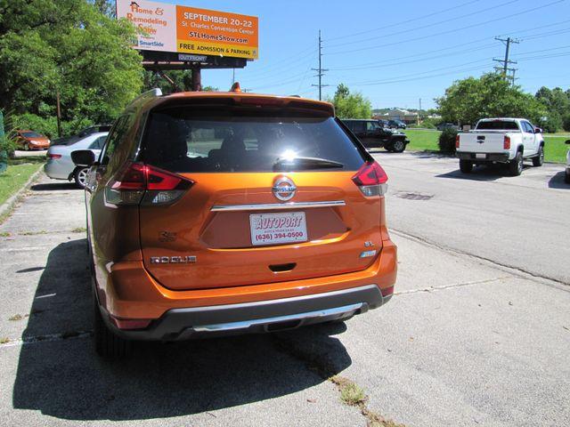 2017 Nissan Rogue SL Hybrid St. Louis, Missouri 2