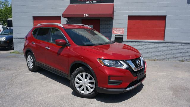 2017 Nissan Rogue S in Valley Park, Missouri 63088