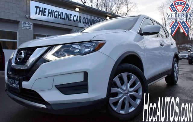 2017 Nissan Rogue S Waterbury, Connecticut