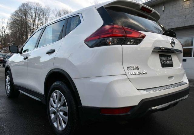 2017 Nissan Rogue S Waterbury, Connecticut 3