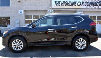 2017 Nissan Rogue SV Waterbury, Connecticut 3