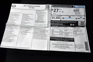 2017 Nissan Rogue SV Waterbury, Connecticut 37