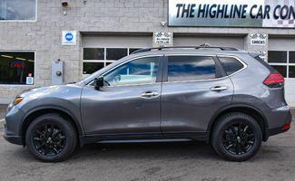 2017 Nissan Rogue SV Waterbury, Connecticut 2