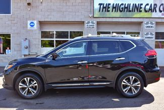 2017 Nissan Rogue SL Waterbury, Connecticut 3