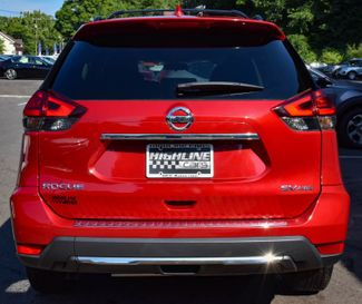 2017 Nissan Rogue SV Waterbury, Connecticut 4