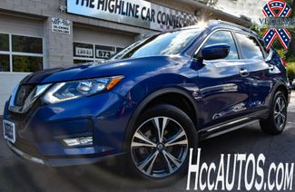 2017 Nissan Rogue SL Waterbury, Connecticut