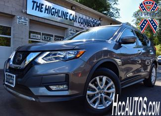 2017 Nissan Rogue SV Waterbury, Connecticut