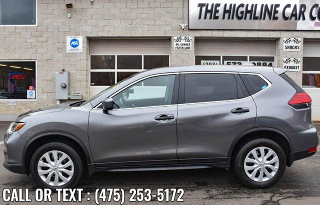 2017 Nissan Rogue S Waterbury, Connecticut 3