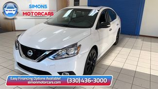 2017 Nissan Sentra SR Turbo in Akron, OH 44320