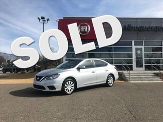 2017 Nissan Sentra S in Albuquerque, New Mexico 87109