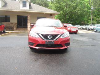 2017 Nissan Sentra SV Batesville, Mississippi 4