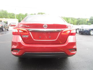 2017 Nissan Sentra SV Batesville, Mississippi 11