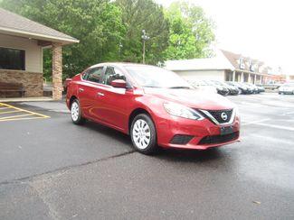 2017 Nissan Sentra SV Batesville, Mississippi 1