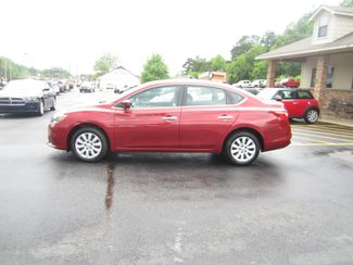 2017 Nissan Sentra SV Batesville, Mississippi 2