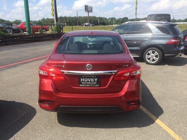 2017 Nissan Sentra SV in Boerne, Texas 78006