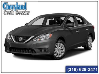2017 Nissan Sentra SV in Bossier City LA, 71112
