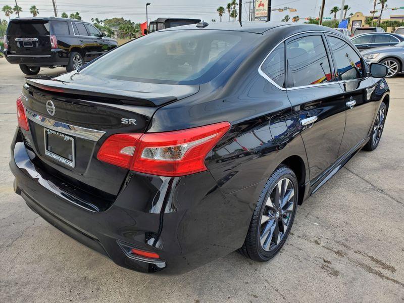 2017 Nissan Sentra SR  Brownsville TX  English Motors  in Brownsville, TX