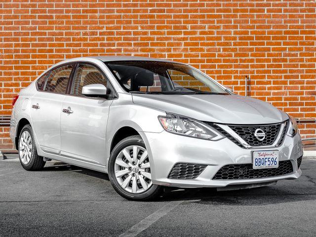 2017 Nissan Sentra SV Burbank, CA 1