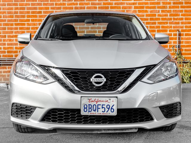 2017 Nissan Sentra SV Burbank, CA 2