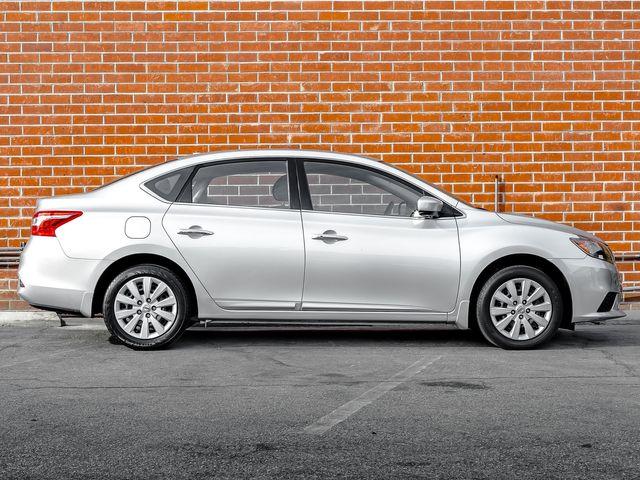 2017 Nissan Sentra SV Burbank, CA 4