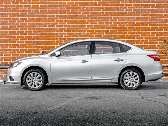 2017 Nissan Sentra SV Burbank, CA 5
