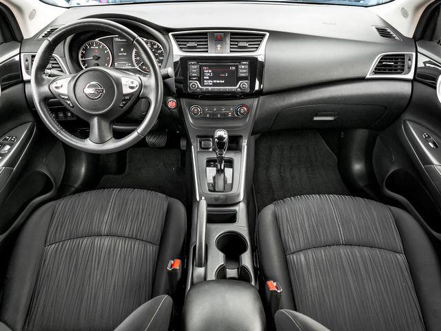 2017 Nissan Sentra SV Burbank, CA 8