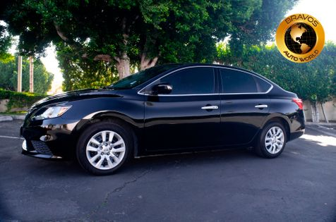 2017 Nissan Sentra SV in cathedral city