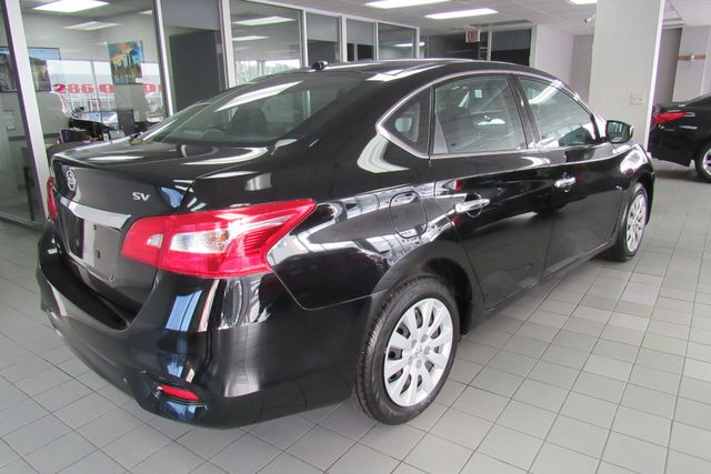 2017 Nissan Sentra SV Chicago, Illinois 6