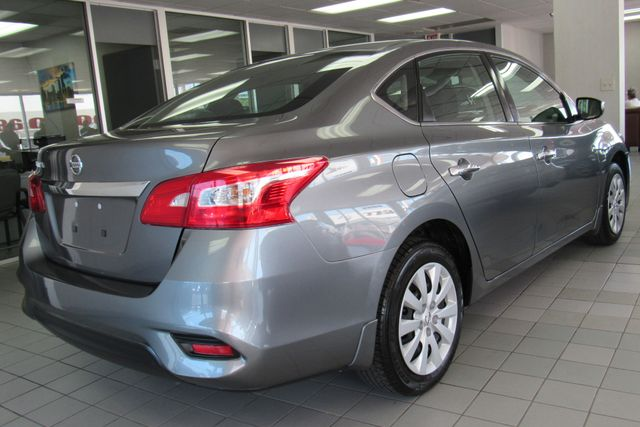 2017 Nissan Sentra S Chicago, Illinois 6