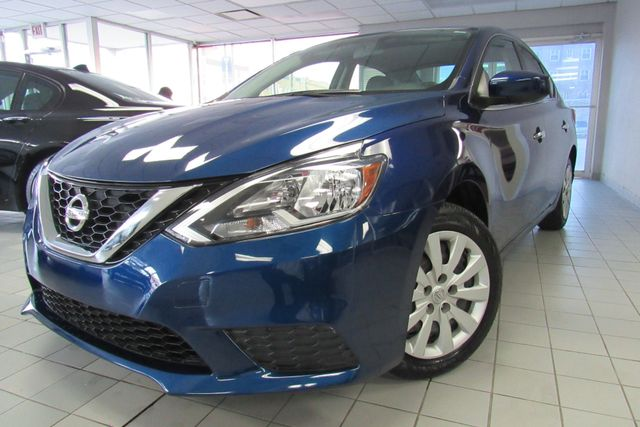 2017 Nissan Sentra SV Chicago, Illinois 2