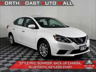 2017 Nissan Sentra in Cleveland, Ohio