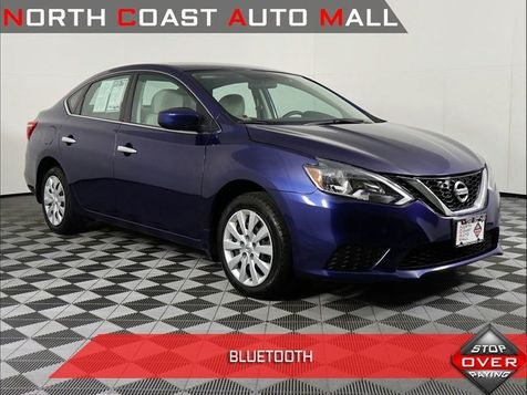 2017 Nissan Sentra S in Cleveland, Ohio