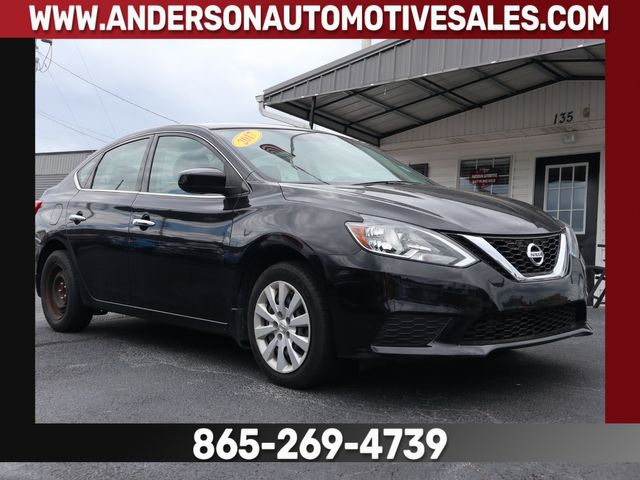 2017 Nissan Sentra SV in Clinton, TN 37716
