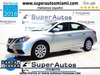2017 Nissan Sentra SV in Doral, FL 33166