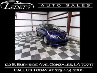2017 Nissan Sentra SV - Ledet's Auto Sales Gonzales_state_zip in Gonzales