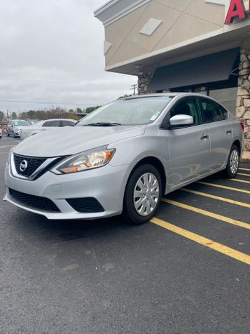2017 Nissan Sentra S | Hot Springs, AR | Central Auto Sales in Hot Springs, AR