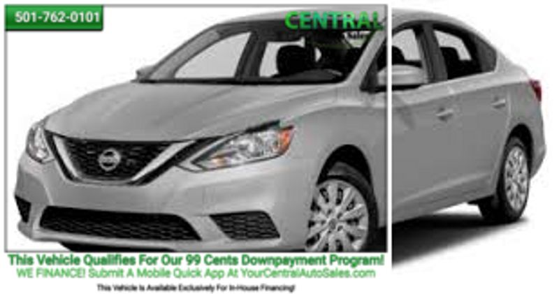 2017 Nissan Sentra S | Hot Springs, AR | Central Auto Sales in Hot Springs AR
