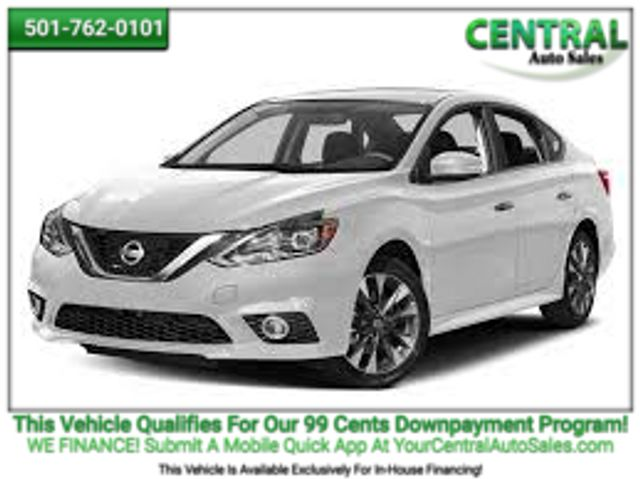 2017 Nissan Sentra SV | Hot Springs, AR | Central Auto Sales in Hot Springs AR