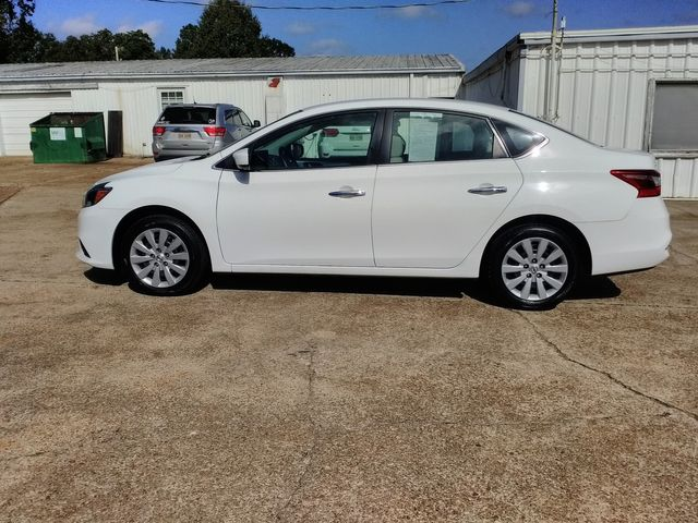 2017 Nissan Sentra S Houston, Mississippi 2