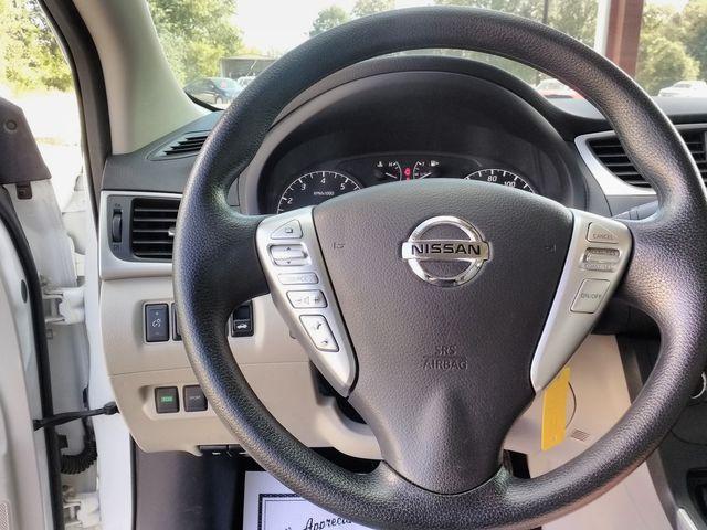 2017 Nissan Sentra S Houston, Mississippi 11