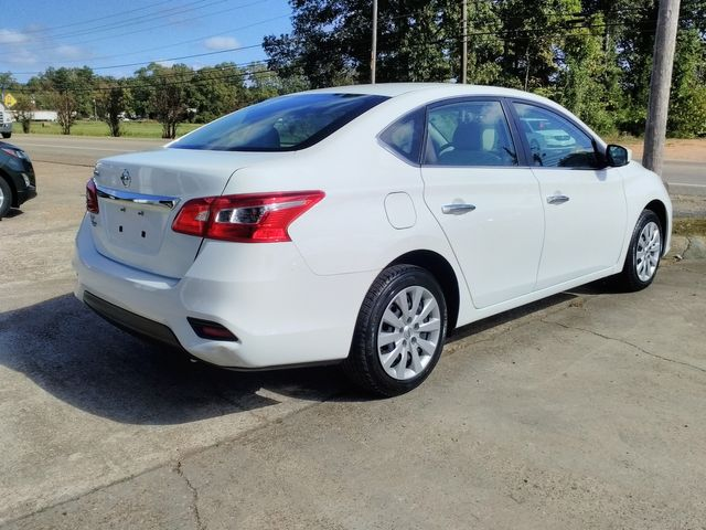 2017 Nissan Sentra S Houston, Mississippi 5