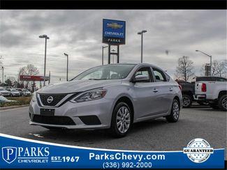 2017 Nissan Sentra SV in Kernersville, NC 27284