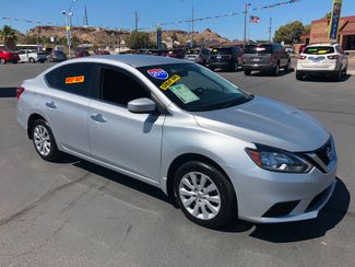 2017 Nissan Sentra S in Kingman Arizona, 86401