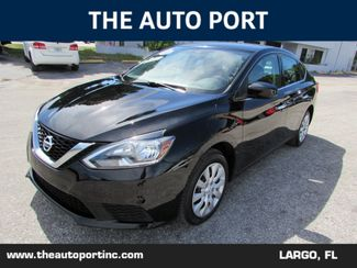 2017 Nissan Sentra SV in Largo, Florida 33773