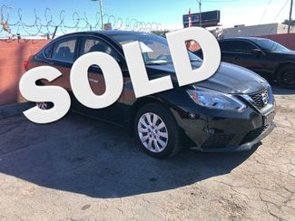 2017 Nissan Sentra S CAR PROS AUTO CENTER (702) 405-9905 Las Vegas, Nevada