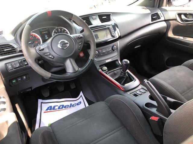 2017 Nissan Sentra NISMO Madison, NC 37