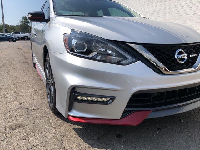 2017 Nissan Sentra NISMO Madison, NC 8