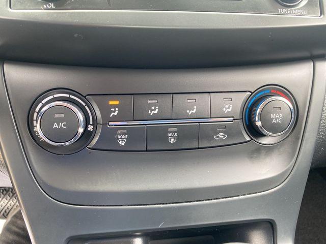 2017 Nissan Sentra S Madison, NC 28